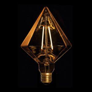 Dekorative Glühbirne