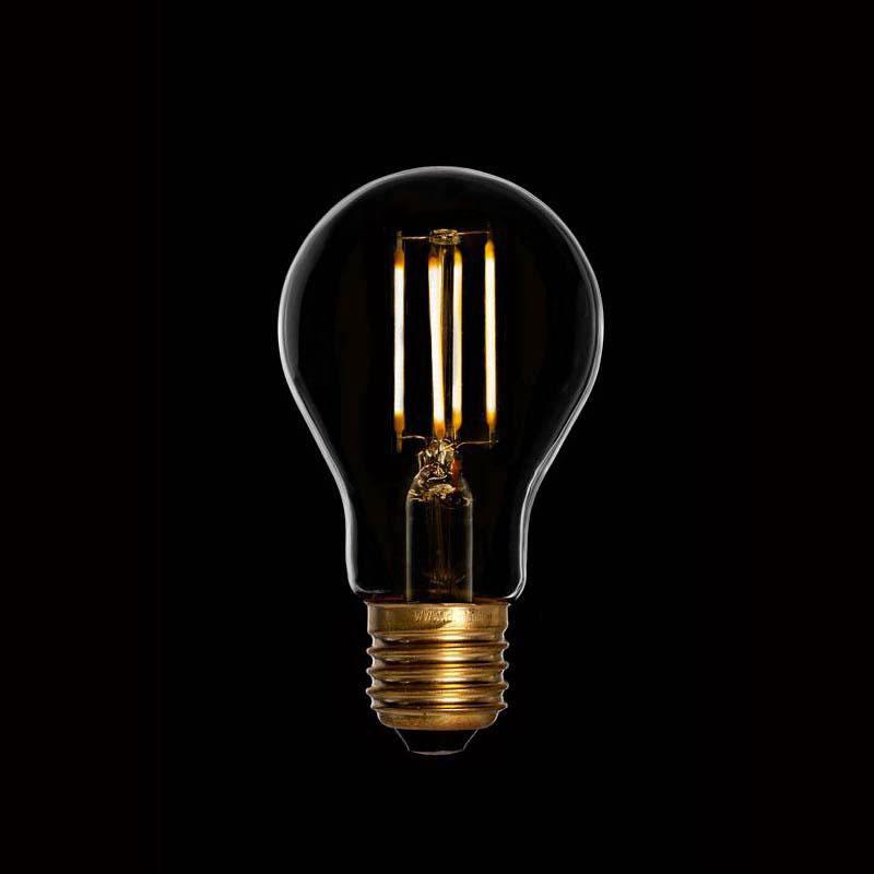 Rustika birne E27 LED
